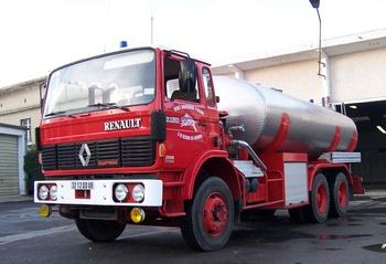 <h2>Camion-citerne de grande capacité - Rethel - Ardennes (08)</h2>