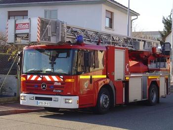 <h2>Echelle pivotante - Strasbourg - Bas-Rhin (67)</h2>