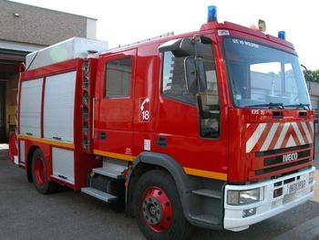 <h2>Fourgon-pompe tonne - Molsheim - Bas-Rhin (67)</h2>