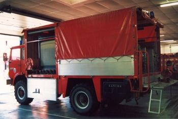 <h2>Véhicule de transport de liquide émulseur - Etampes - Essonne (91)</h2>