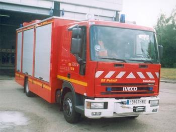 Véhicule de secours routier, Sapeurs-pompiers, Haute-Vienne