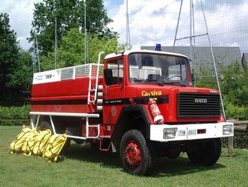 <h2>Camion-citerne d'incendie - Nogent-le-Rotrou - Eure-et-Loir (28)</h2>