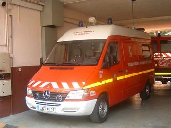<h2>Véhicule de secours et d'assistance aux victimes - Bouches-du-Rhône (13)</h2>