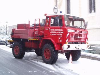 <h2>Camion-citerne pour feux de forêts - Saint-Héand - Loire (42)</h2>