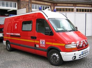 <h2>Véhicule de secours et d'assistance aux victimes - Rennes - Ille-et-Vilaine (35)</h2>