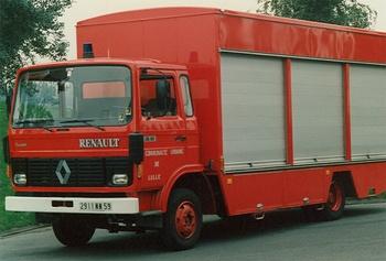 Véhicule de secours techniques, Sapeurs-pompiers, Nord (59)