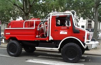 <h2>Camion-citerne pour feux de forêts - Libourne - Gironde (33)</h2>