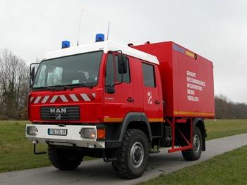 Véhicule pour interventions en milieu périlleux, Sapeurs-pompiers, Seine-et-Marne (77)