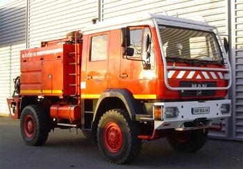 <h2>Camion-citerne pour feux de forêts - Nantes - Loire-Atlantique (44)</h2>