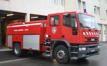 <h2>Fourgon-pompe dévidoir - Brest - Finistère (29)</h2>