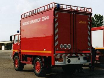 <h2>Véhicule de sauvetage déblaiement - Wittelsheim - Haut-Rhin (68)</h2>
