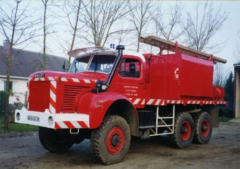 <h2>Camion-citerne pour feux de forêts - Tremblay-les-villages - Eure-et-Loir (28)</h2>