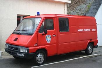Véhicule de secours nautique, Marine nationale, Finistère (29)