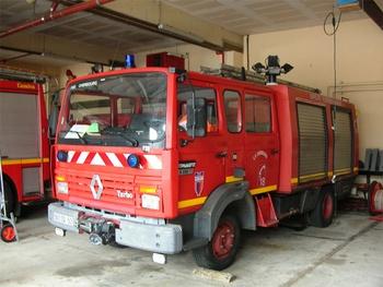 Véhicule de secours routier, Sapeurs-pompiers, Manche