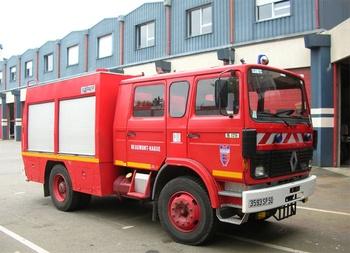 <h2>Fourgon-pompe tonne - Beaumont-Hague - Manche (50)</h2>