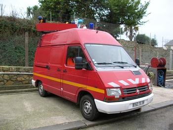 Véhicule de protection et de sécurité, Sapeurs-pompiers, Manche