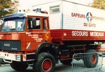 <h2>Véhicule porte-cellule - Villeneuve-les-Avignon - Gard (30)</h2>