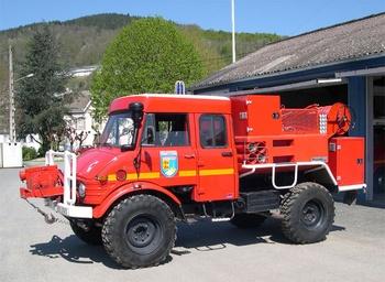 <h2>Camion-citerne pour feux de forêts - Saint-Pé-de-Bigorre - Hautes-Pyrénées (65)</h2>