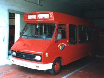 <h2>Véhicule de transport de personnel - Lorient - Morbihan (56)</h2>