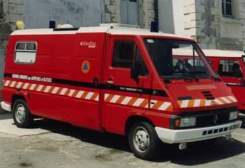 Véhicule de secours et d'assistance aux victimes, Formations militaires de la Sécurité civile, Charente-Maritime (17)