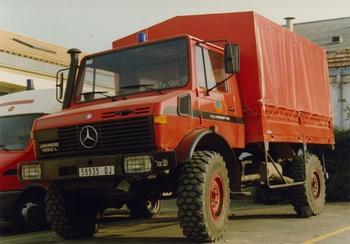 Véhicule de transport, Formations militaires de la Sécurité civile, Charente-Maritime (17)