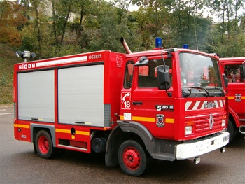 <h2>Véhicule de secours routier - Saint-Vit - Doubs (25)</h2>