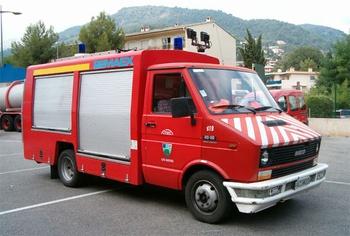 <h2>Véhicule de secours routier - Vence - Alpes-Maritimes (06)</h2>