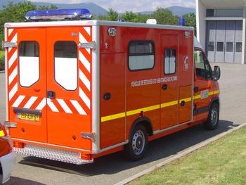 <h2>Véhicule de secours et d'assistance aux victimes - Barr - Bas-Rhin (67)</h2>