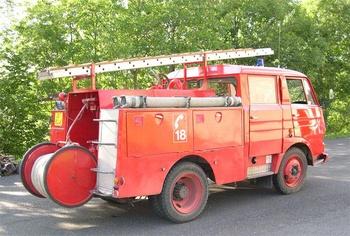 Véhicule de première intervention, Sapeurs-pompiers, Lozère (48)