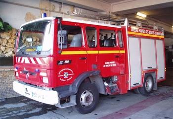 <h2>Fourgon-pompe tonne - La Ciotat - Bouches-du-Rhône (13)</h2>