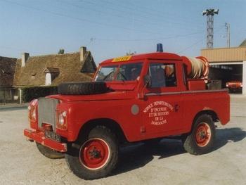 <h2>Camion-citerne pour feux de forêts léger - Thenon - Dordogne (24)</h2>