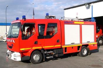 Véhicule de secours routier, Sapeurs-pompiers, Pyrénées-Atlantiques (64)