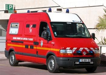 <h2>Véhicule de secours et d'assistance aux victimes - Cannes - Alpes-Maritimes (06)</h2>