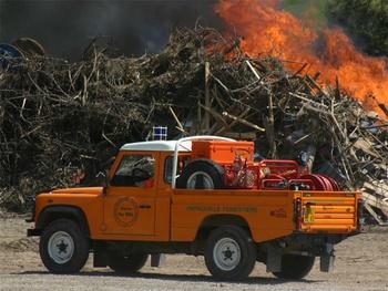 <h2>Camion-citerne pour feux de forêts léger - Le val - Var (83)</h2>