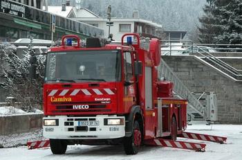 <h2>Echelle pivotante - Chamonix - Haute-Savoie (74)</h2>