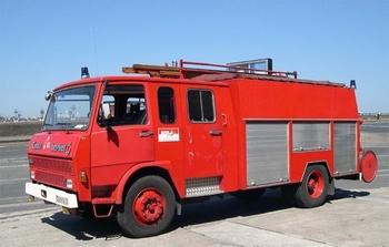 Fourgon-pompe dévidoir de grande puissance, Sapeurs-pompiers, Gironde (33)