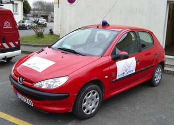 Véhicule de secours et d'assistance aux victimes, Service de sécurité incendie, Morbihan (56)