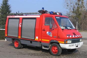 <h2>Véhicule de secours routier - Lapalisse - Allier (03)</h2>