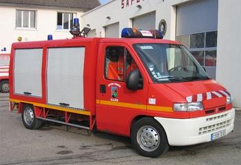 <h2>Véhicule de secours routier - Saint-Pourcain-sur-Sioule - Allier (03)</h2>