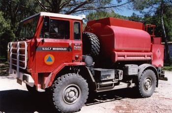 <h2>Véhicule de transport de carburant - Brignoles - Var (83)</h2>
