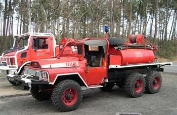 <h2>Camion-citerne pour feux de forêts - Landes (40)</h2>