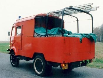Dévidoir automobile, Sapeurs-pompiers, Rhône