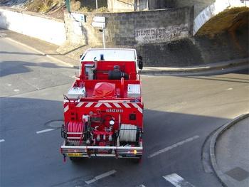 <h2>Camion-citerne pour feux de forêts - Tulle - Corrèze (19)</h2>