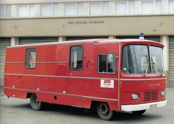 Véhicule de première intervention, Service de sécurité incendie, Moselle (57)
