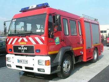 <h2>Fourgon-pompe tonne - Dieppe - Seine-Maritime (76)</h2>