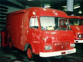 Véhicule d'accompagnement, Sapeurs-pompiers, Yvelines (78)