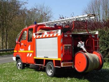 Véhicule de première intervention, Sapeurs-pompiers, Oise