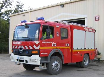 Véhicule d'intervention polyvalent, Sapeurs-pompiers, Var (83)