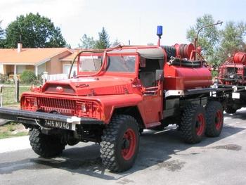 <h2>Camion-citerne pour feux de forêts - Taller - Landes (40)</h2>