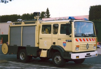 <h2>Fourgon-pompe tonne - Marne-la-vallée - Seine-et-Marne (77)</h2>